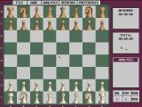 Grandmaster Chess (CD-ROM Edition) DOS 2-D view