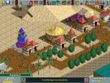 RollerCoaster Tycoon Windows The music of the merry-go-round and the bitter sounds of breakdowns.