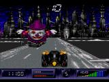 Batman Returns SEGA CD You'll fight wacky bosses and minibosses on the road.