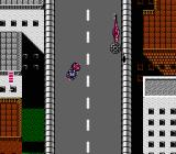 Super Spy Hunter NES Starting out in the city