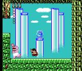 Whomp 'Em NES The frog boss at the end of the water test