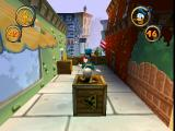 Disney's Donald Duck: Goin' Quackers Nintendo 64 First Avenue level on Duckburg area