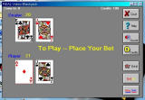 Real Video Blackjack Windows 3.x You can bet as little as one dollar.