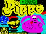 Pippo ZX Spectrum Loading screen