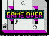 Pippo ZX Spectrum Game over