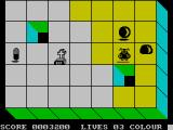 Pippo ZX Spectrum Fatal Contact
