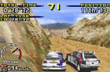 Sega Rally Championship Game Boy Advance Competition is hard