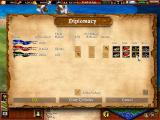 Age of Empires II: The Age of Kings Windows Diplomacy
