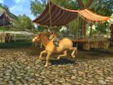 The Lord of the Rings Online: Shadows of Angmar Windows Horse riding through the Shire (a quick method of transportation between regions that saves you a lot of time)