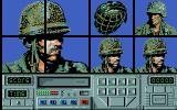 Combat Course Atari ST Introduction graphic
