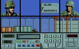 Combat Course Atari ST Crawling through bars