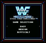 WWF Wrestlemania: Steel Cage Challenge NES Difficulty level