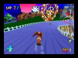 Snowboard Kids Nintendo 64 Near the end of the second lap