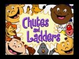 Chutes and Ladders Windows Title screen