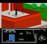 Last Ninja 2: Back with a Vengeance NES Where you start out.