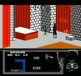 Last Ninja 2: Back with a Vengeance NES An enemy lays defeated.
