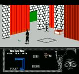 Last Ninja 2: Back with a Vengeance NES Going to grab a key.