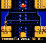 Mitsume ga Tōru NES If you hit the spider it counter attacks