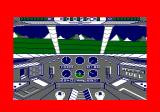 Infiltrator Amstrad CPC I have been hit.