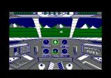 Infiltrator Amstrad CPC There is the jet.