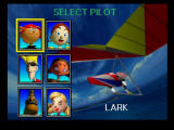 Pilotwings 64 Nintendo 64 Pilot Selection