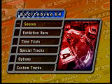 Excitebike 64 Nintendo 64 Main Menu