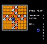 Egypt NES Puzzle selection for Free Play