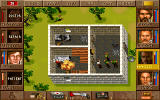 Jagged Alliance DOS Grenades can be very useful for indoor battles.