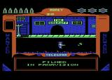 Gunfighter Atari 8-bit I guess it's filmed in Panavision.