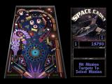 Full Tilt! Pinball Windows Space Cadet table