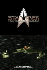 Star Trek: Tactical Assault Nintendo DS A loading screen