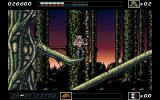 Wolfchild Amiga Level 2: in the jungle, the mighty jungle