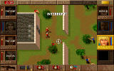 Jagged Alliance: Deadly Games DOS If a soldier has action points left, he may interrupt the enemies' move.