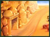 The ClueFinders 4th Grade Adventures Windows Intro - nice Egyptian setting