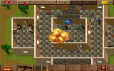Jagged Alliance: Deadly Games DOS Some missions require blowing up targets...