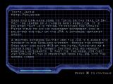Syphon Filter 3 PlayStation Mission briefing