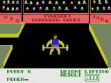 European Games MSX Just a bit more...