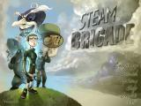 Steam Brigade Windows Title Screen/Main Menu.