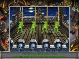 3-D Ultra Pinball: Creep Night Windows 3.x Dungeon mini-game
