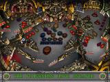 3-D Ultra Pinball: Creep Night Windows 3.x Dungeon table
