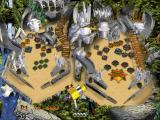 3-D Ultra Pinball: The Lost Continent Windows 3.x Valley of Mystery table
