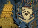 3-D Ultra Pinball: The Lost Continent Windows 3.x Temple Guards table