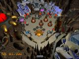 3-D Ultra Pinball: The Lost Continent Windows 3.x Behold The Dinobot! table