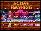 Super Puzzle Fighter II Turbo PlayStation High scores