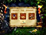 Snowy: Treasure Hunter 3 Windows Episode Selection.