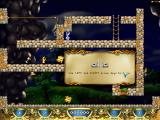 Snowy: Treasure Hunter 3 Windows As with all Snowy games the first few levels are tutorial.