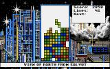Tetris Apple IIgs View of Earth from Salyut