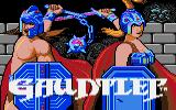 Gauntlet Apple IIgs Loading screen