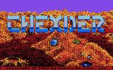 Thexder Apple IIgs Title screen