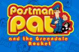 Postman Pat and the Greendale Rocket Game Boy Advance Title Screen